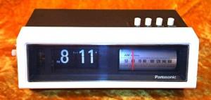 Flip Clock Radio